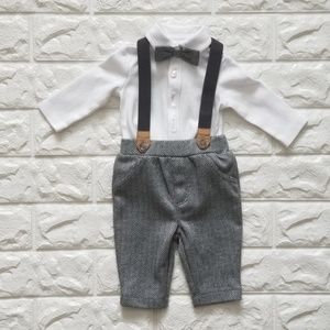 Baby boy fancy outfit